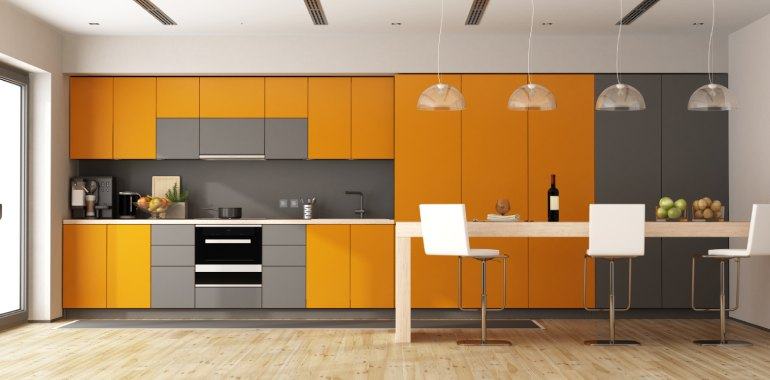interior design modular kitchen