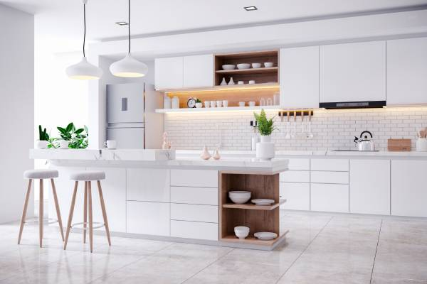 Parallel Kitchen Design